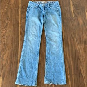 """Paige """"Benedict Canyon"""" jeans size 26"""
